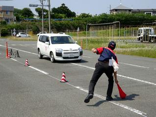 安全運転実技講習会