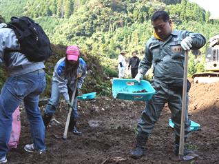 九州北部豪雨被害